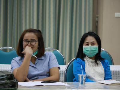 การประชุมเครื่องมือแพทย์ที่สำคัญในการปฏิบัติงาน