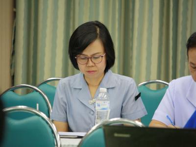 รพ.สูงเม่นเปิดประชุมการซักซ้อมแผนอุบัติเหตุหมู่ของโรงพยาบาล