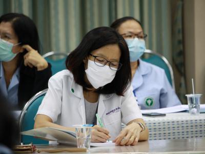 ประชุมแผนงาน/โครงการ ประจำปีงบประมาณ 2564 โรงพยาบาลสูงเม่น