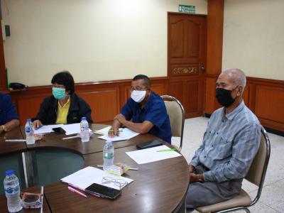 ประชุมหารือเพื่อขับเคลื่อนการพัฒนาโรงพยาบาลสูงเม่น