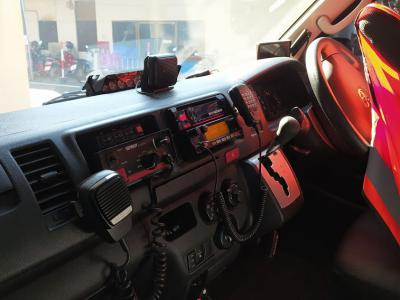 ตรวจรถยนต์ราชการ(รถพยาบาล)พร้อมใช้ปีใหม่ 2564