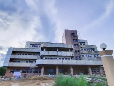 ตรวจรับงานก่อสร้างโรงพยาบาลสูงเม่นแห่งใหม่ งวดที่ 14